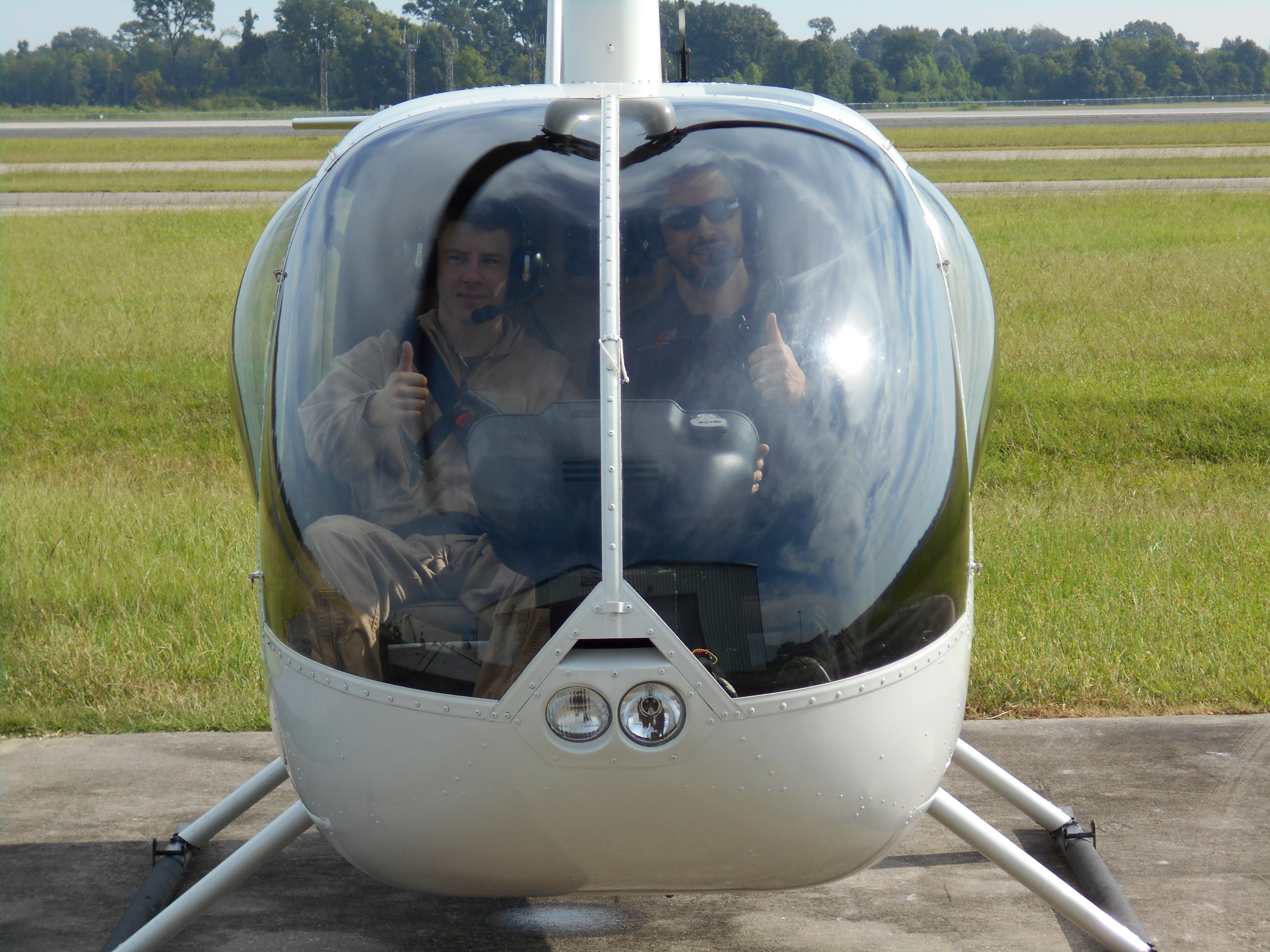 Veterans using Post 9-11 GI Bill benefits for helicopter flight training