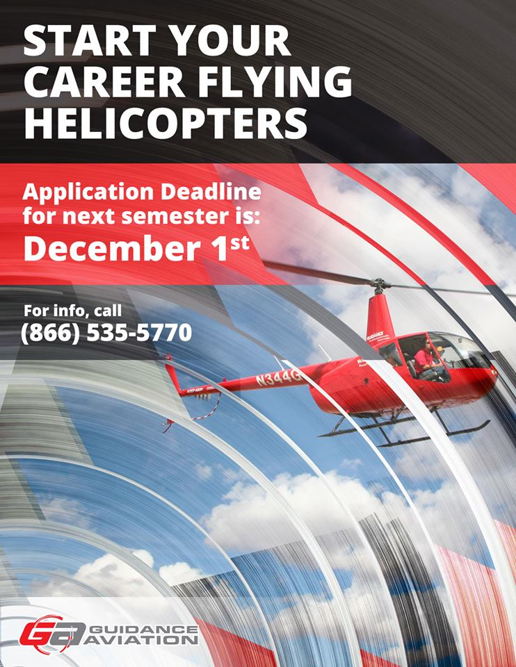 helicopter flight school arizona deadline